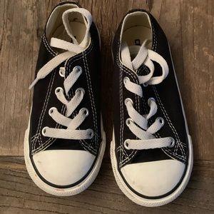 Chuck Taylor Converse All Star - Black Canvas